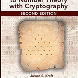 An Introduction to Number Theory with Cryptography (2nd Edition) - eBook