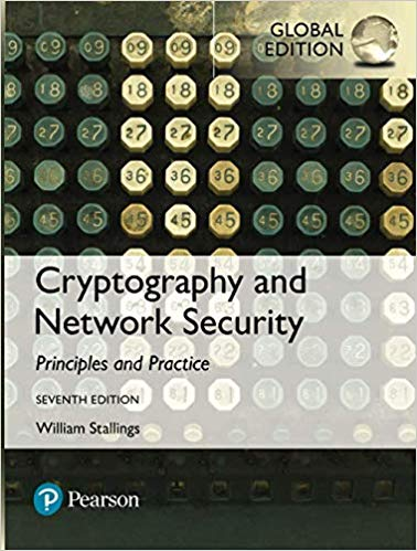 Cryptography and Network Security: Principles and Practice - eBook