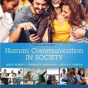 Human Communication in Society 5th edition