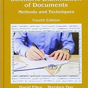 Scientific Examination of Documents: Methods and Techniques (4th Edition) - eBook