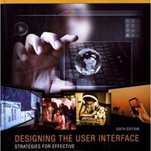 Designing the User Interface: Strategies for Effective Human-Computer Interaction (6th Edition) - eBook