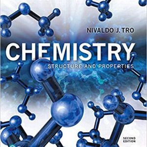 Chemistry: Structure and Properties Plus Mastering Chemistry with Pearson (2nd Edition) - eBook