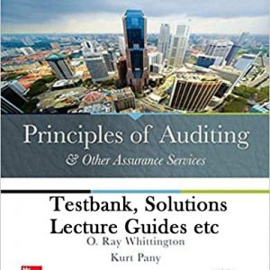 Principles-of-Auditing-Other-Assurance-Services-20th-Edition-testbank-solutions