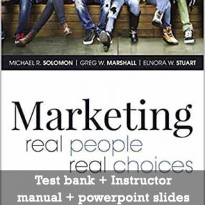 TEST-BANK-Marketing-Real-People-Real-Choices-10th-Edition