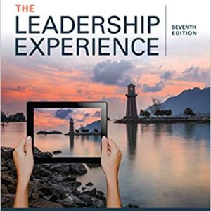 The Leadership Experience (7th Edition) - eBook